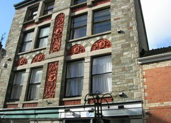 Thumbnail 2 bedroom flat to rent in Honey Street, Bodmin