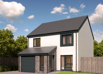 Thumbnail 3 bed detached house for sale in The Finlayson - Plot 37, Devongrange, Sauchie, Alloa, Clackmannanshire