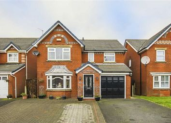 Thumbnail 4 bed detached house for sale in Elgar Close, Guide, Blackburn