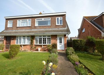 3 bed semi-detached house to rent in Willsdown Road, Exeter, Devon EX2