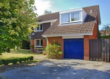 Thumbnail 4 bed detached house for sale in Moorlands Close, Brockenhurst