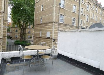 Thumbnail 3 bed flat to rent in Marchmont Street, Russell Squre