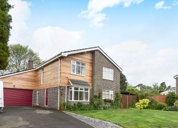 Thumbnail 4 bed detached house for sale in Arkwright Close, Highclere