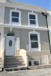 Thumbnail 5 bed terraced house for sale in Bayswater Road, North Road West, Plymouth, Devon