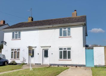 Thumbnail 2 bed semi-detached house for sale in Barrington Road, Goring By Sea, West Sussex