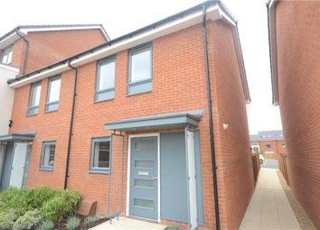 Thumbnail 2 bedroom end terrace house for sale in Greenham Avenue, Reading, Berkshire
