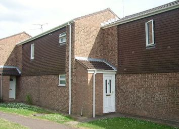 Thumbnail 3 bed terraced house to rent in Rodborough Close, Worcester