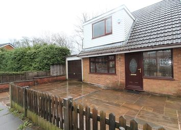Thumbnail 3 bed detached house for sale in 11 Cotswold Crescent, Walshaw Park, Bury