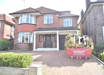 Thumbnail 6 bed detached house to rent in Amberden Avenue, London