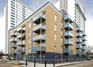 Thumbnail 1 bed flat to rent in Merchant Street, Bow, London