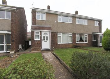 Thumbnail 3 bed semi-detached house to rent in Selworthy Gardens, Nailsea, Bristol