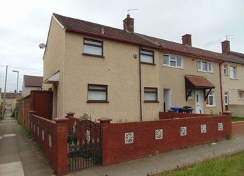 Thumbnail 2 bed end terrace house to rent in Franton Walk, Kirkby, Liverpool