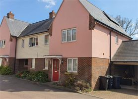 Thumbnail 2 bed end terrace house for sale in Kerridge Close, Great Dunmow