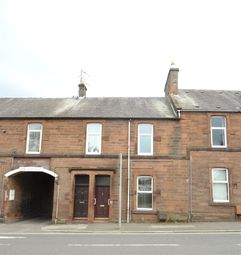 Thumbnail 1 bed flat for sale in 68 Brooms Road, Dumfries