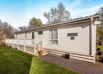 Thumbnail 3 bed mobile/park home for sale in Harley Shute Road, St. Leonards-On-Sea