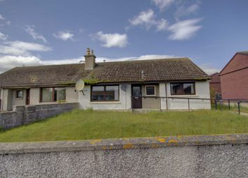Thumbnail 2 bed bungalow for sale in Lochslin Place, Balintore, Tain