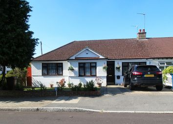 Thumbnail 3 bed semi-detached bungalow for sale in Lyndhurst Gardens, Pinner, Middlesex
