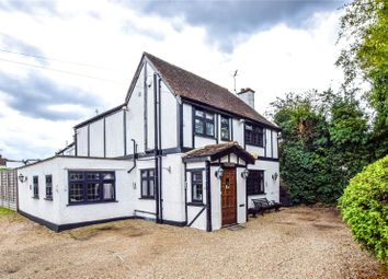 Thumbnail 4 bed detached house for sale in Avenue Rise, Bushey, Hertfordshire