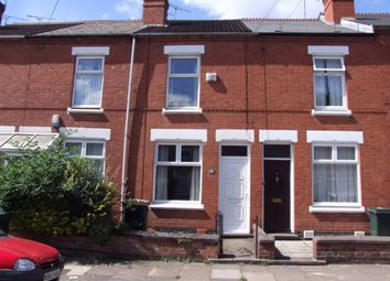 Thumbnail 2 bedroom terraced house to rent in Shakleton Road, Earlsdon, Coventry
