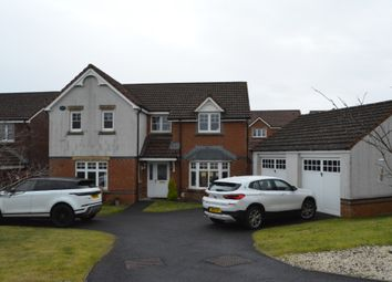 Thumbnail 4 bedroom detached house for sale in Wallace Brae Gardens, Reddingmuirhead, Falkirk