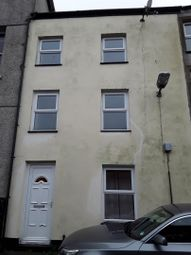 Thumbnail 4 bed terraced house for sale in Segontium Terrace, Caernarfon, Caernarfonshire