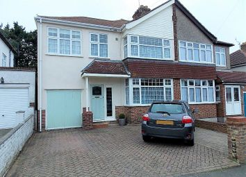 Thumbnail 4 bed semi-detached house for sale in Valley View Road, Rochester