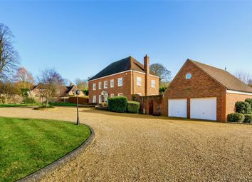 Thumbnail 5 bed detached house for sale in Meadow Lane, Houghton, Huntingdon