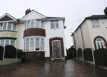 Thumbnail 3 bed semi-detached house for sale in Dudley, Oakham, Tansley Hill Avenue