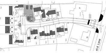 Thumbnail Land for sale in 27, Lunnsfield Lane, Fairburn, North Yorkshire