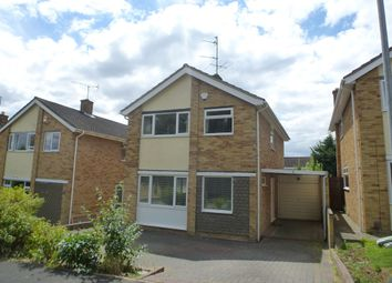 Thumbnail 4 bed detached house for sale in Williton Close, Abington Vale, Northampton