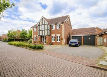 Thumbnail 4 bed detached house for sale in Rusland Circus, Emerson Valley, Milton Keynes, Bucks