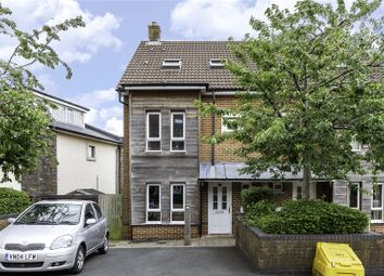 Thumbnail 4 bed semi-detached house for sale in Harwood Square, Horfield, Bristol