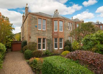 Thumbnail 6 bed semi-detached house for sale in Midmar Gardens, Morningside, Edinburgh