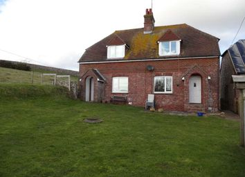 Thumbnail 3 bed farmhouse to rent in East Dean Road, East Dean, Eastbourne
