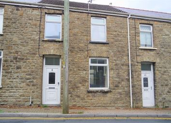 Thumbnail Terraced house to rent in Picton Street, Nantyffyllon, Maesteg, Mid Glamorgan