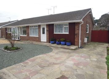 Thumbnail 2 bed semi-detached bungalow for sale in Marylands Close, Townhill Park
