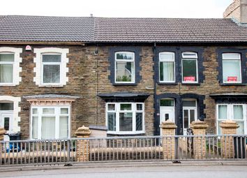 Thumbnail 3 bed terraced house for sale in Treharne Terrace, Edwardsville