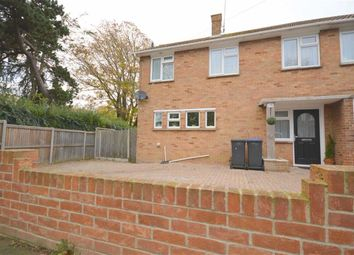 Thumbnail 3 bed end terrace house for sale in Chilham Avenue, Westgate-On-Sea, Kent