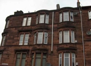 Thumbnail 1 bed flat to rent in Overton Crescent, Johnstone