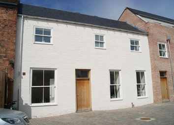 Thumbnail 2 bed terraced house for sale in Museum Court, Lincoln
