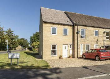 Thumbnail 3 bed terraced house for sale in Roman Way, Bourton-On-The-Water, Cheltenham