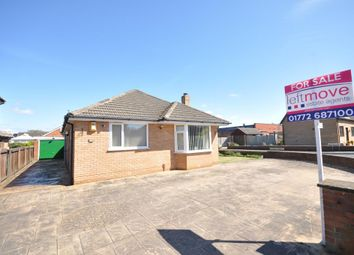 Thumbnail 3 bed detached bungalow for sale in Selby Road, Kirkham, Preston, Lancashire