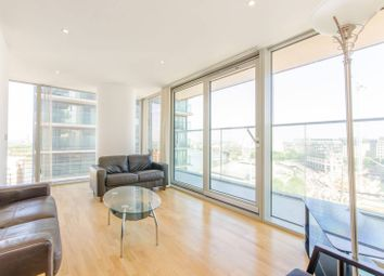 Thumbnail 1 bed flat to rent in Landmark East Tower, Canary Wharf