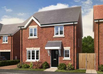 Thumbnail 2 bed detached house for sale in Gateway Avenue, Newcastle Under Lyme, Staffordshire