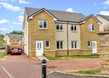 Thumbnail 3 bed semi-detached house for sale in Glassingall Road, Dunblane