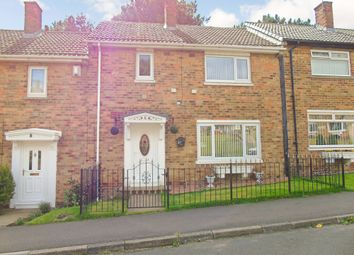 Thumbnail 3 bed terraced house for sale in Franklyn Road, Peterlee