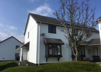 Thumbnail 2 bed semi-detached house to rent in Yeolland Park, Ivybridge, Devon
