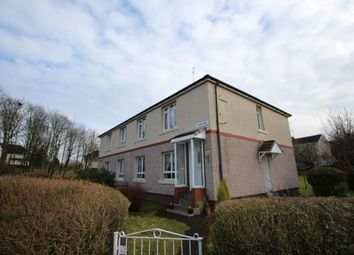 Thumbnail 2 bed flat for sale in Hyndlee Drive, Glasgow, Lanarkshire