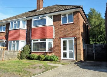 Thumbnail 3 bed semi-detached house for sale in West Heath Road, Farnborough, Hampshire
