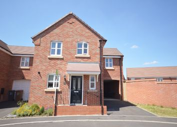 Thumbnail 3 bed detached house for sale in Hollywood Works Close, Shirley, Solihull